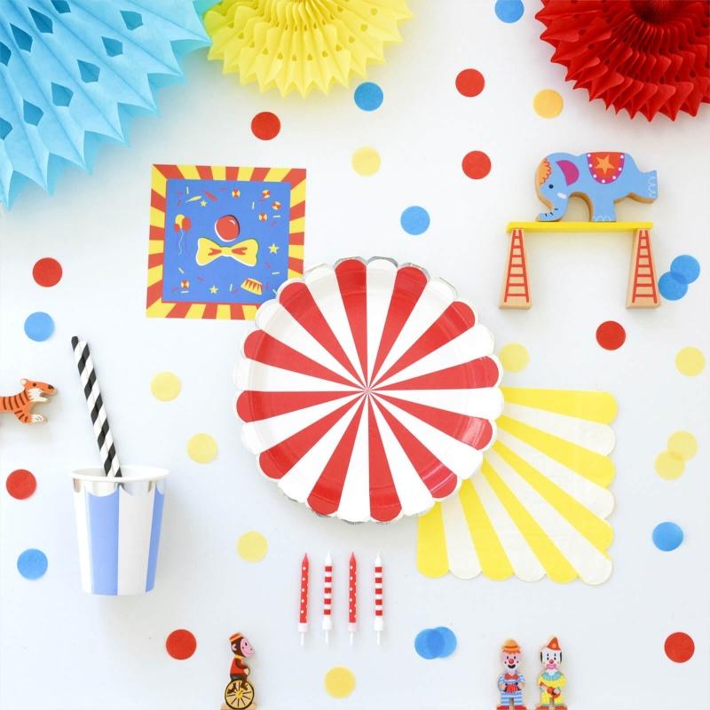 Box Anniversaire Cirque pour enfants