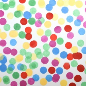 Confettis Multicolore