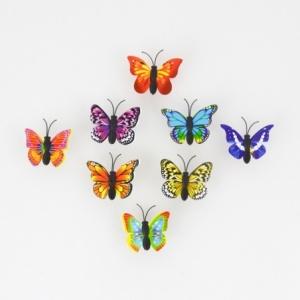 1 bague papillon