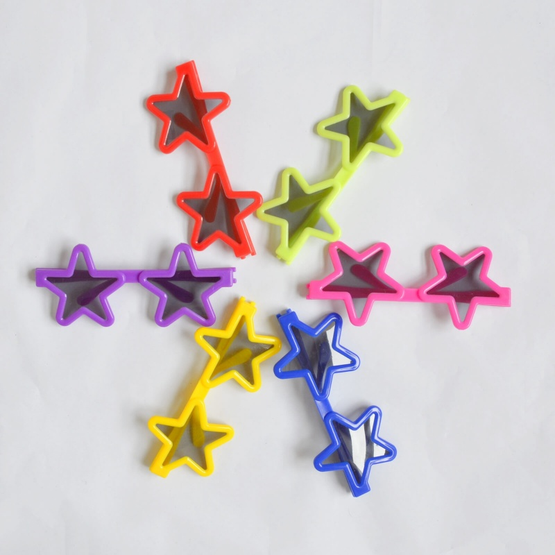 Lunettes étoile fantaisie