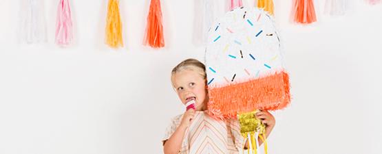 Pinatas pour toutes les fêtes d'anniversaire de vos enfants